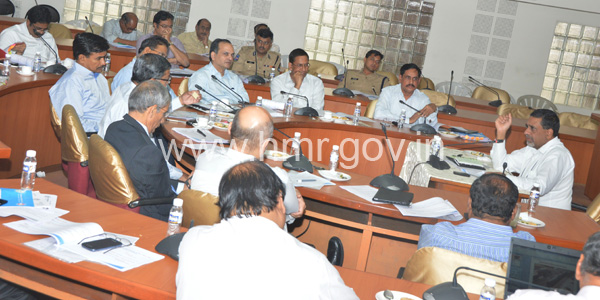 HMR - Special Task Force meeting on 20.11.2014