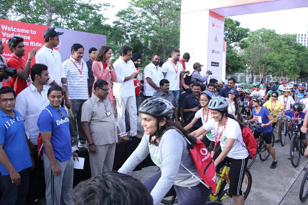 Vodafone Freedom Ride 2014 by TAF